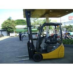 Xe nâng điện KOMATSU FB18-12